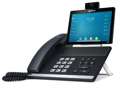 Yealink SIP VP-T49G Video Collaboration Phone